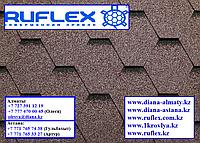 Гибкая черепица RUFLEX Sota (Вереск), SBS (СБС) модифицированный битум, т+7(707)5705151