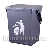 Мусорный контейнер 8,5 л. 59301 (003)