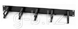 """3M FQ100022240 Кабельный горизонтальный органайзер 1U, 19"""" (5 пластиковых колец) /"""