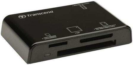 Кардридер Transcend TS-RDP8K черный, фото 2
