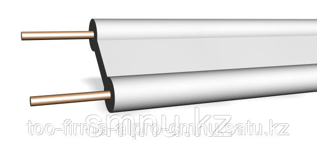Кабель ТРП 2х0,4 (белый)
