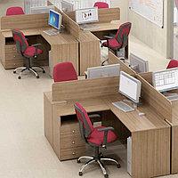 Комплект 2 рабочих столов, фото 1