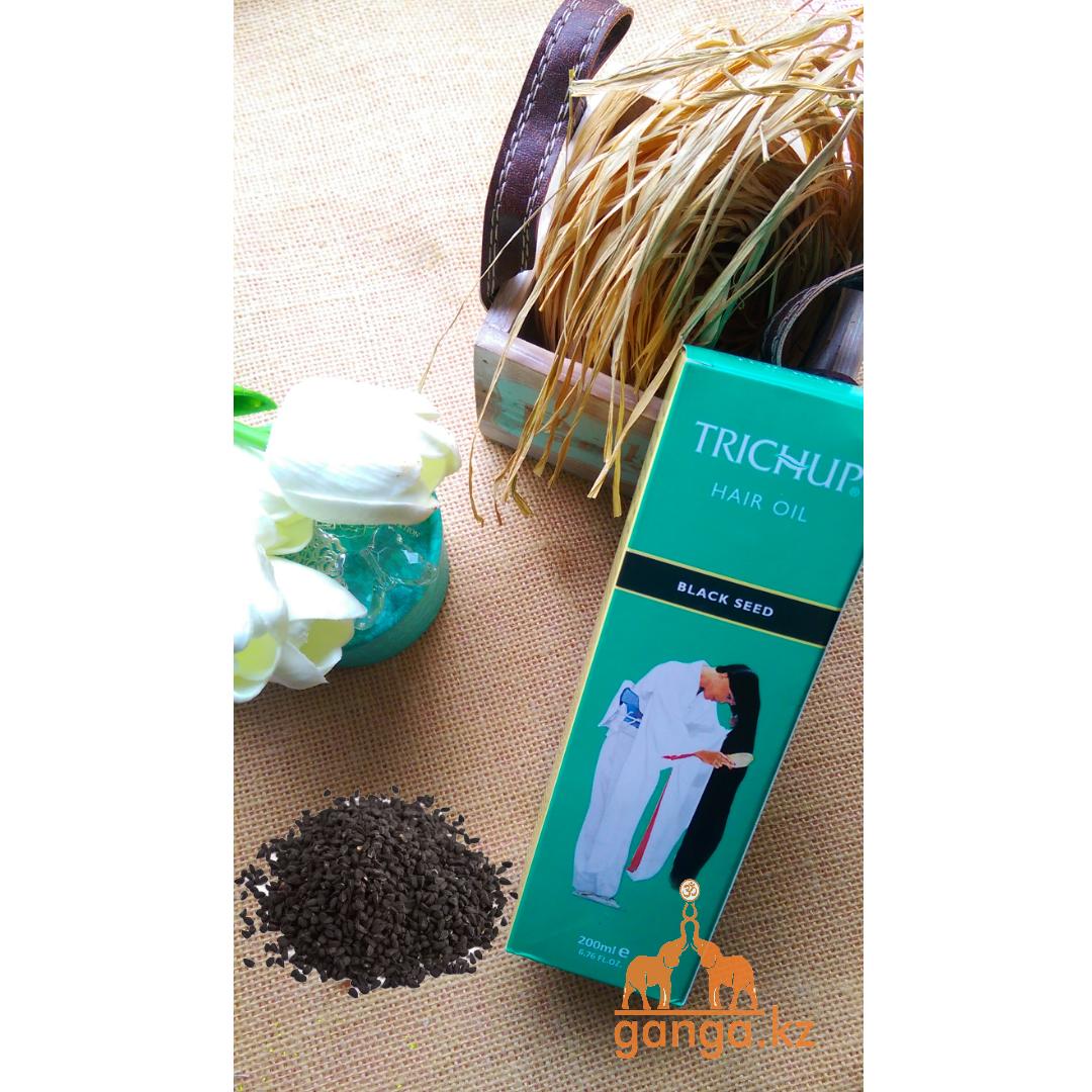 Тричап масло с Черным Тмином (Trichup Hair Oil Black Seed VASU), 200 мл