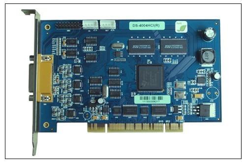 Карта компрессии Hikvision DS-4004HCI