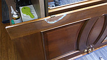 Восстановление ремонт реставрация межкомнатных дверей, фото 2