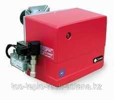 Горелка газовая 2-х ступенчатая фирмы FBR модель GAS X-5/2, мощность 151 - 349 кВт