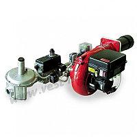 Горелка газовая фирмы FBR модель GAS XР-60, мощность 232 - 522 кВт