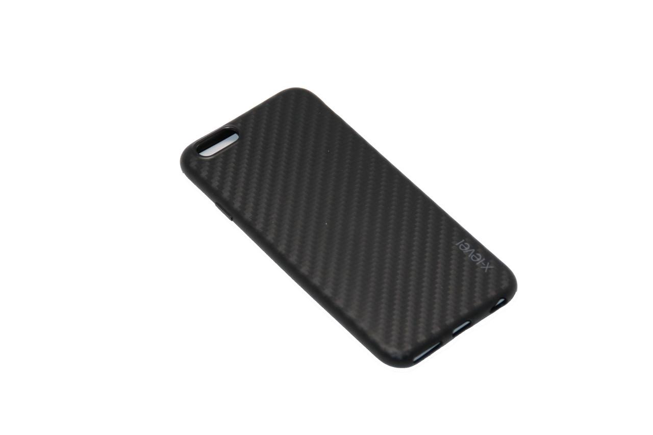 Чехол X-Level Carbon iPhone 6, 6S