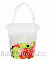 Ведро для ягод без крышки 2 л. 11001 (003)