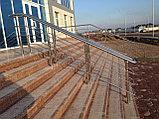 Перила из нержавеющей стали Алматы, фото 2
