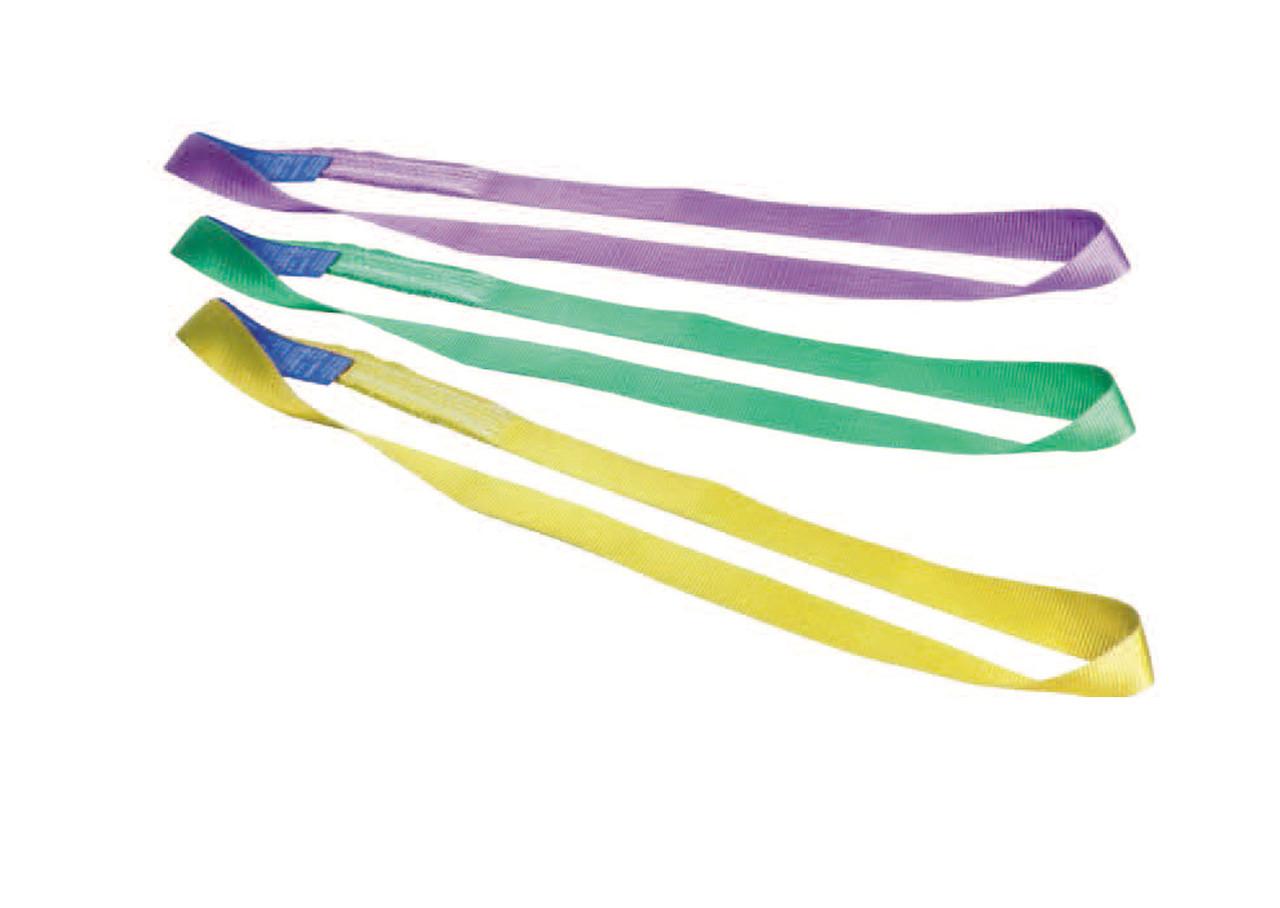 Ленточные кольцевые стропы 500-10000 кг