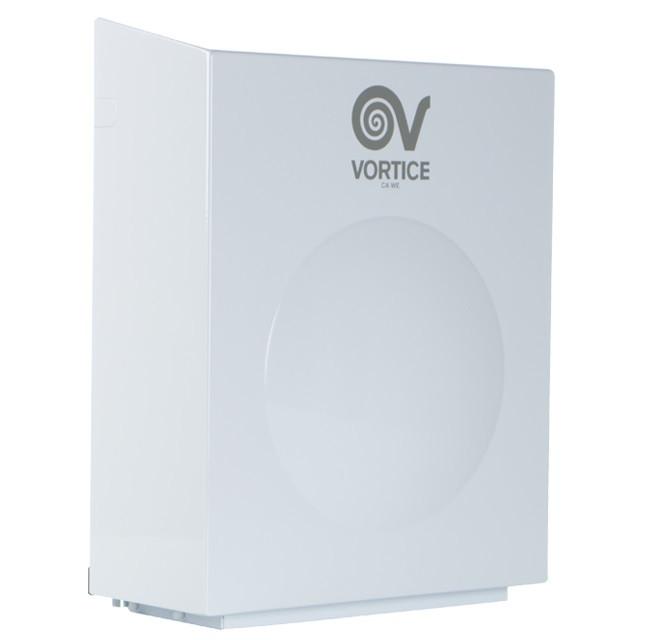 Канальные вентиляторы Vortice CA 100 WE D