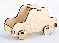 Конструктор детский деревянный мини «Машинка»