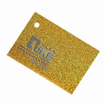 Золотой листовой акрил с блестками №8732 (3мм) 1,22мХ2,44м