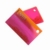 Оранжевый флуорисцентный листовой акрил №991 (3мм) 1,22мХ2,44м