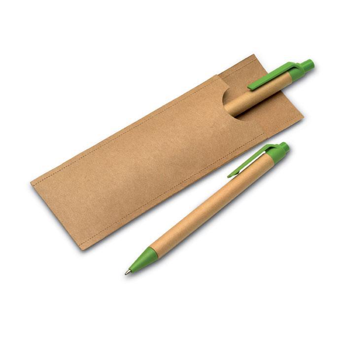 Набор: ручка и карандаш, GREENSET