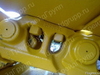 6I9668 Цепь гусеничная для бульдозеров CAT D6R, D6H