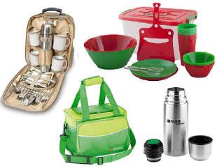 Туристическая посуда, для пикника