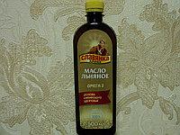 Масло льняное «Славянка Арина», 500 мл.