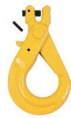 Самозащелкивающийся крюк  с вилочным соединением