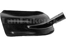 Совковая лопата с ребрами жесткости из стали без черенка СИБРТЕХ 61400 (002)