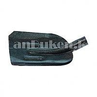 Совковая лопата с ребрами жесткости из стали без черенка СИБРТЕХ 61471 (002)
