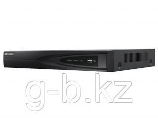 Hikvision DS-7208HUHI-F2/N Видеорегистратор на 8 каналов для обработки и записи видеосигналов /