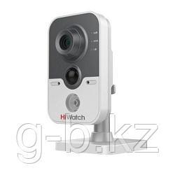 HiWatch DS-I113 1Мп уличная купольная IP камера с ИК-подсветкой до 10м /