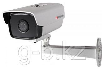 HiWatch DS-I128 1.3Мп уличная купольная IP камера с ИК-подсветкой до 20м /