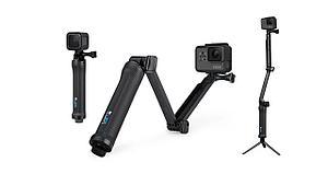 GoPro® Монопод-транформер, 3-Way - GoPro Camera Mount - Grip, Extension Arm or Tripod