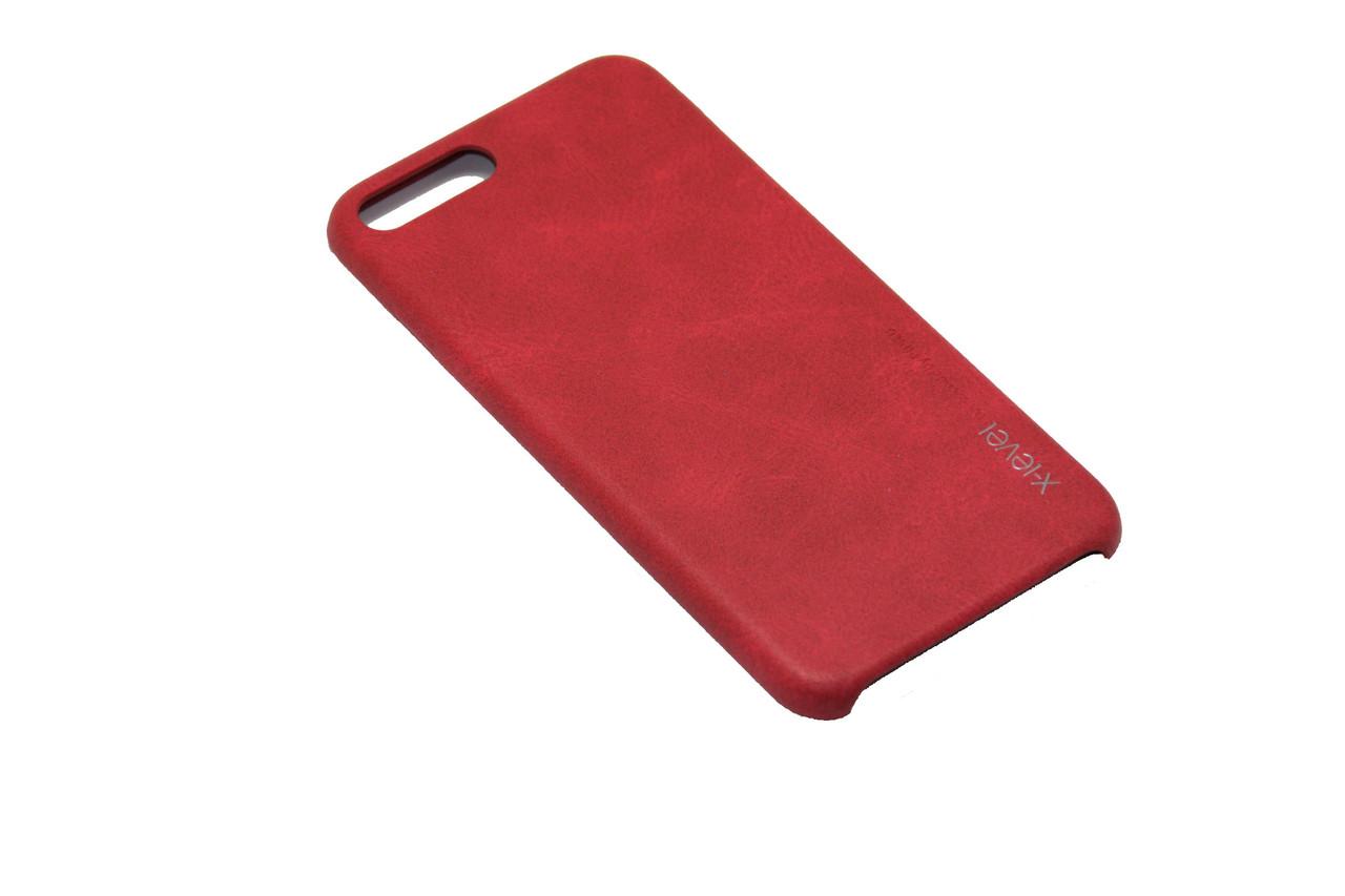 Чехол X-level Vintage Red iPhone 7 Plus