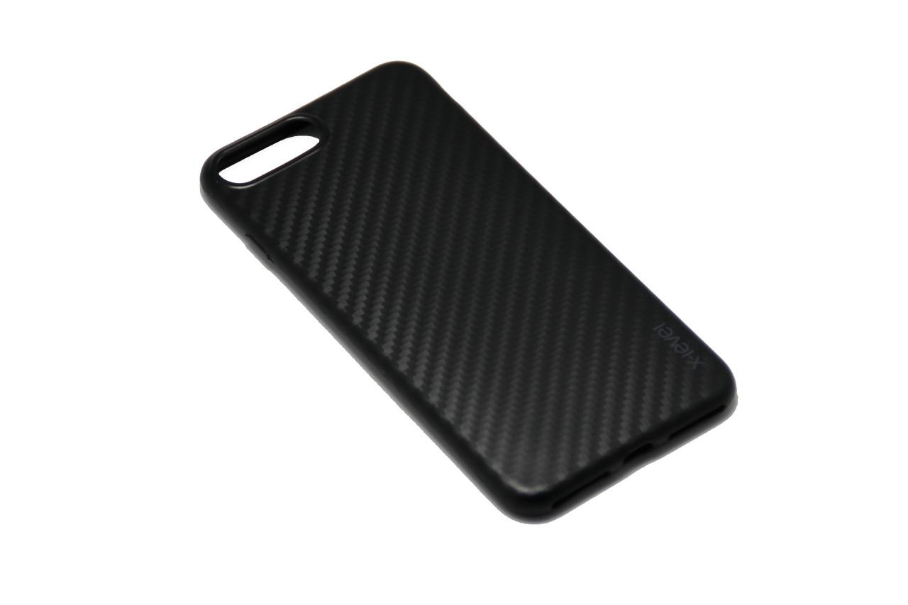 Чехол X-level Carbon для iPhone 7
