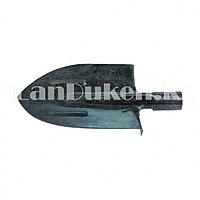 Совковая лопата с ребрами жесткости из рельсовой стали без черенка СИБРТЕХ 61470 (002)