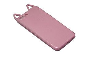Чехол Кошка Силиконовый iPhone 7, фото 2