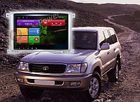 Автомагнитола Toyota Land Cruiser 100 на Android 6, фото 1