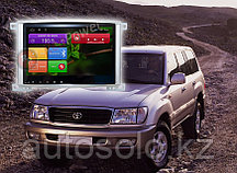 Автомагнитола Toyota Land Cruiser 100 на Android 6