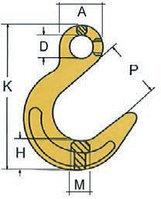 Литейный крюк, фото 1