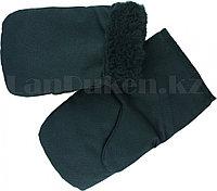 Рукавицы утепленные с искусственным мехом 2 размер СИБРТЕХ 68156 (002)