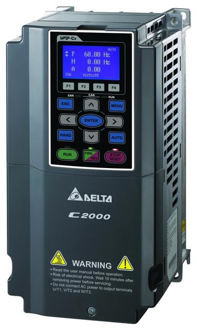 Преобразователь частоты типа VFD-CP2000