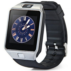Сенсорные умные часы-телефон Smart-Watch DZ09