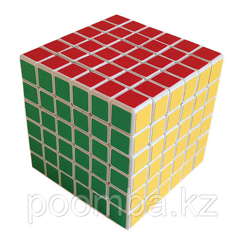Кубик Рубика 6*6