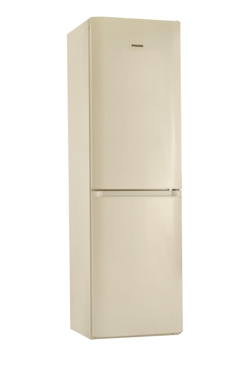Холодильник  POZIS RK-FNF- 172 бежевый ручки встроенные