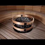 Защитное деревянное ограждение SASРО240 для электрической каменки Harvia LEGEND РО165