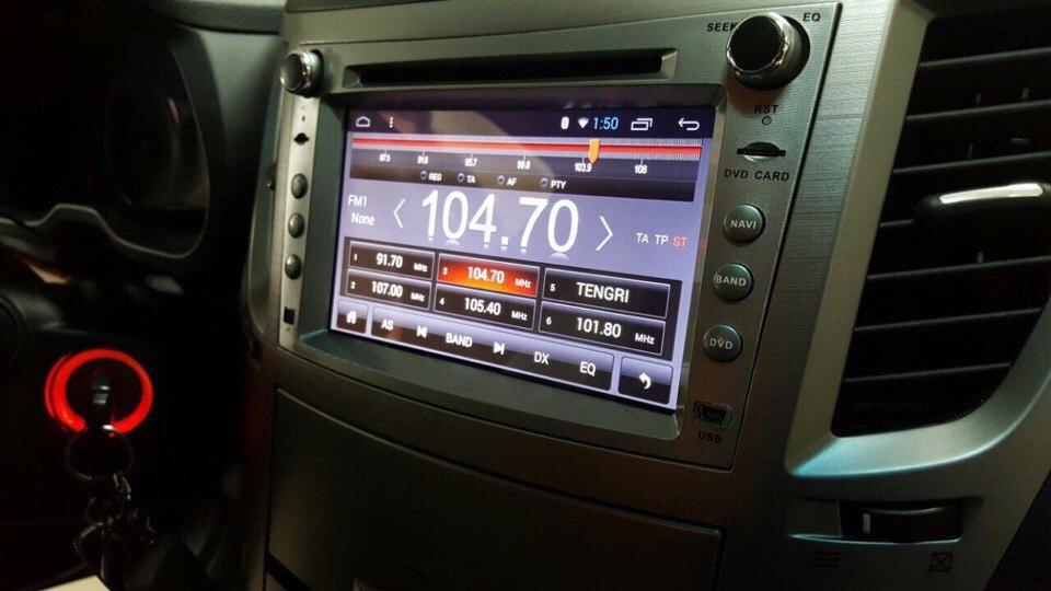 Автомагнитолы Redpower Subaru Legacy Outback