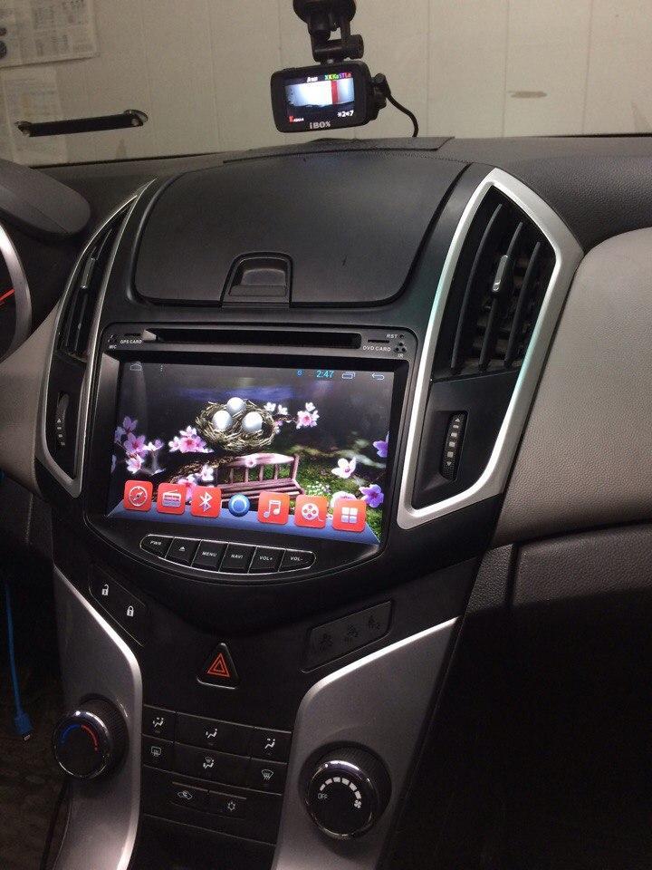Штатная магнитола Redpower Chevrolet Cruze 2013+