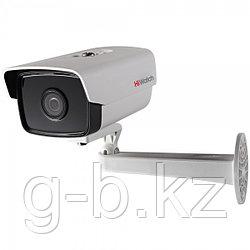 HiWatch DS-I110 1Мп уличная цилиндрическая IP камера с ИК-подсветкой до 30м /