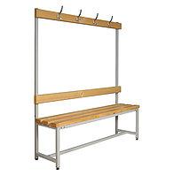 Скамейка для раздевалок и гардероба СК-В