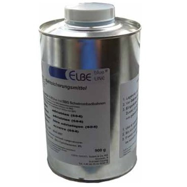 Уплотнитель швов герметик ПВХ 1 кг светло-голубой