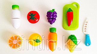 Разрезанные овощи на липучках 10 шт, 389-126A