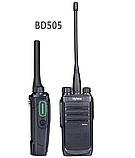Радиостанции Hytera BD-505 носимые 146-174 мГц., фото 5